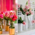 Curso ensina como montar arranjos florais
