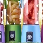 Cup fast ótimo funciona SEM eletricidade faz sucos – vitaminas – preço