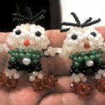 Curso ensina vários modelos de bichinhos de miçanga