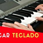 Cuso online ensina como tocar teclado rapido em 1mês