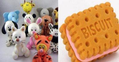 Biscuit modelagem com massas curso completo