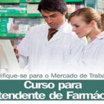 Curso para atendente de farmácia online preço