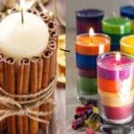 Vela decorativa artesanal e sabonetes receita Ebook