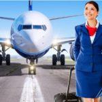 Comissário de voo curso completo de baixo custo
