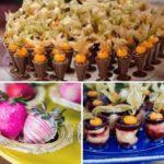 Curso de doces finos para festas chef Isis Alvarez