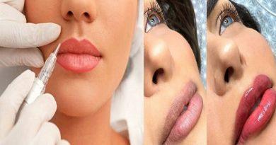 Micropigmentação Labial e delineador curso