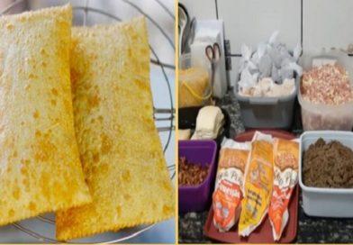Curso pastel de feira 259 sabores faça e vende