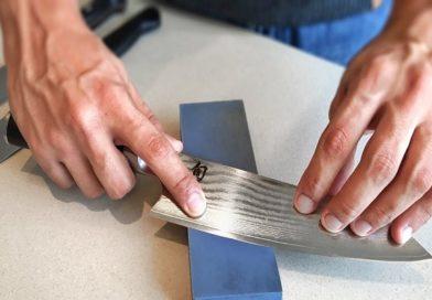 Curso afiação de facas prático aulas em vídeo